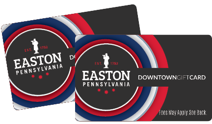 Featuring The Most Loved Restaurants S Attractions And Services In Downtown Easton Now Available For Purchase